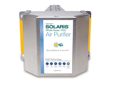 Solaris® Air Purifier Component for use with the Solaris® PowerModule