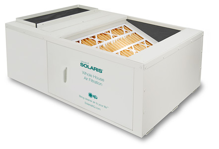 Solaris® Whole House Air Filtration - Support Box