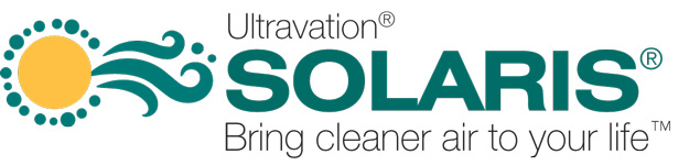 Solaris® Bring cleaner air to you life™ logo