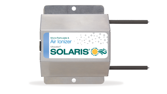 Solaris Micro-particulate & Air Ionizer
