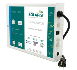 Solaris® IAQ PowerModule - power connections